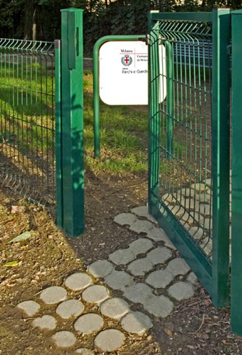 Orsopanel for Altezza recinzione per cani